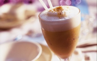 Ledov cappuccino