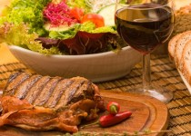 Marinovaný steak z Plané