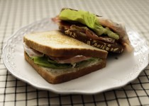 Farmářský sendvič